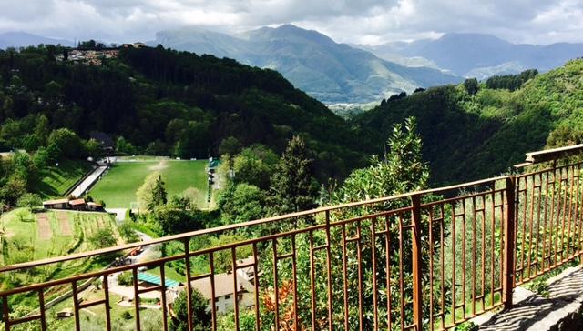Toscane vakantiehuis studio 7