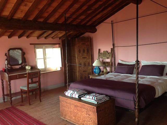 Vakantiehuis toscane lucca zwembad - kersenhuis - 4 persoons - slaapkamer